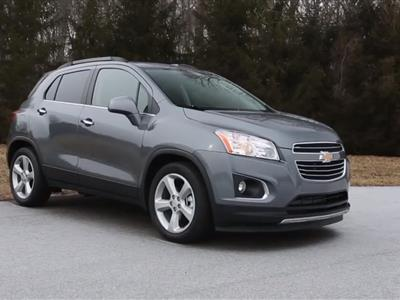 2015 Chevrolet Trax lease in Elizabeth City,NC - Swapalease.com