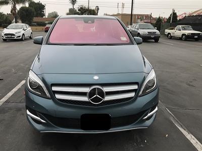 2015 Mercedes-Benz B-Class Electric Drive lease in Sanmario,CA - Swapalease.com