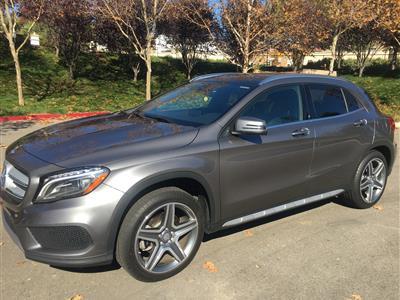 2016 Mercedes-Benz GLA-Class lease in Walnut Creek,CA - Swapalease.com