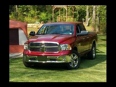 2015 Ram Ram Pickup 1500 lease in Poultney,VT - Swapalease.com
