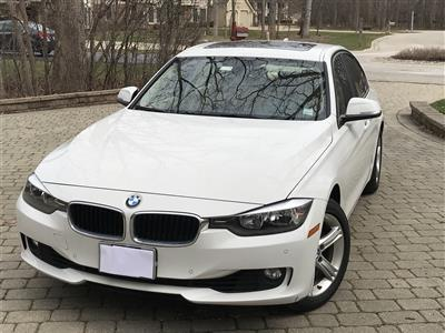 2015 BMW 3 Series lease in Lake Forest,IL - Swapalease.com
