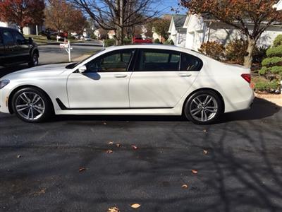 2016 BMW 7 Series lease in lakewood,NJ - Swapalease.com