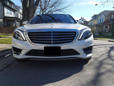 2016 Mercedes-Benz S-Class lease in Snyder,NY - Swapalease.com