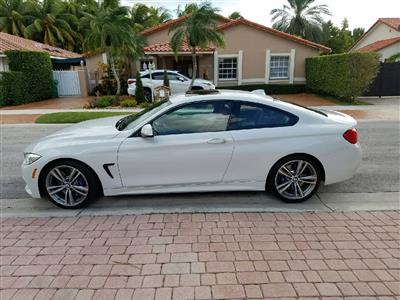 2014 BMW 4 Series lease in Miami,FL - Swapalease.com