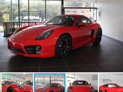2015 Porsche Cayman S lease in Greenwich,CT - Swapalease.com