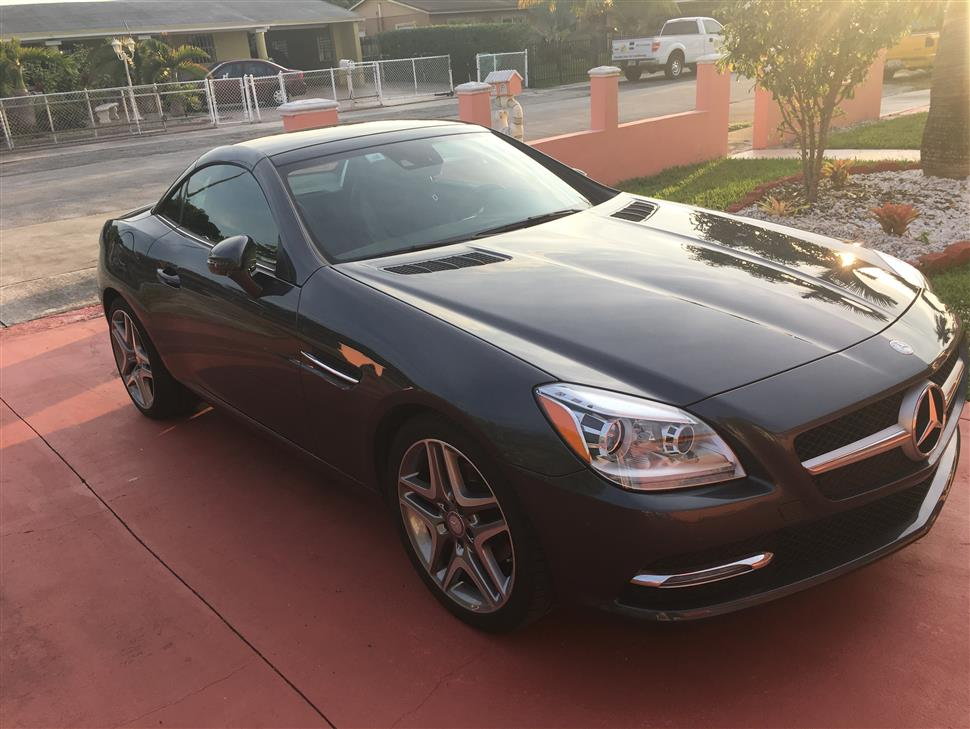 2015 mercedes benz slk class lease in miami fl for Mercedes benz financial lease address