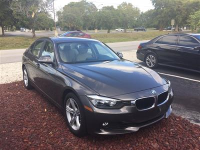 2014 BMW 3 Series lease in Ft Lauderdale,FL - Swapalease.com