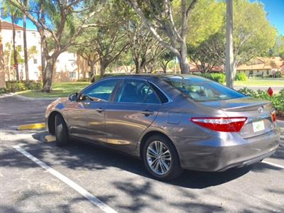 2016 Toyota Camry lease in Delray Beach,FL - Swapalease.com