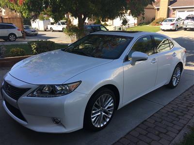 2015 Lexus ES 350 lease in San Jose,CA - Swapalease.com