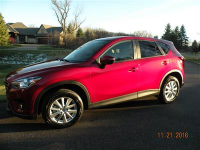 2016 Mazda CX-5 lease in Minneapolis/St. Paul,MN - Swapalease.com