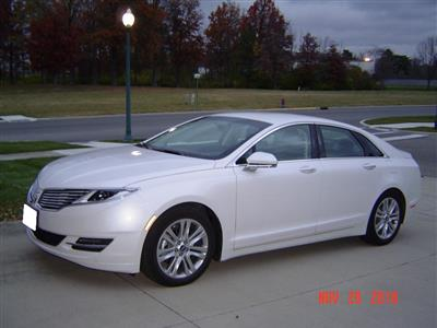 2016 Lincoln MKZ lease in marysville,OH - Swapalease.com