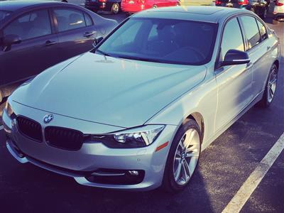 2015 BMW 3 Series lease in St Louis,MO - Swapalease.com