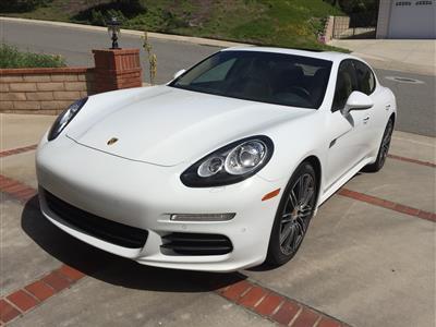 2016 Porsche Panamera lease in Laguna Hills,CA - Swapalease.com