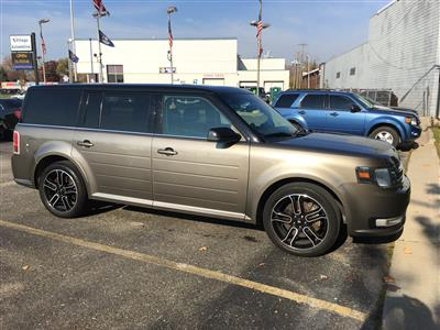 2014 Ford Flex lease in West Bloomfield,MI - Swapalease.com