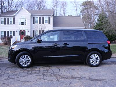2016 Kia Sedona lease in Williamsburg,VA - Swapalease.com