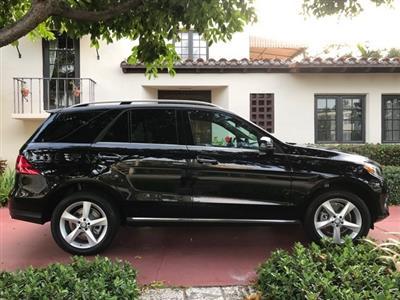 2017 Mercedes-Benz GLE-Class lease in Miami Beach,FL - Swapalease.com