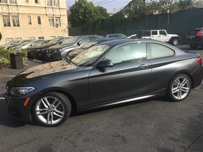 2015 BMW 2 Series lease in Seattle,WA - Swapalease.com