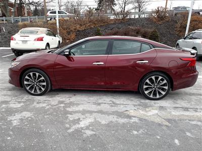 2016 Nissan Maxima lease in McDonald,PA - Swapalease.com