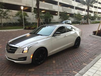 2015 Cadillac ATS lease in Saint Petersburg,FL - Swapalease.com