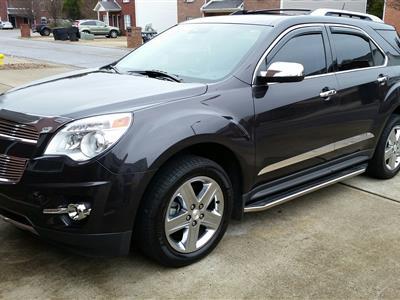 2015 Chevrolet Equinox lease in murfreesboro,TN - Swapalease.com