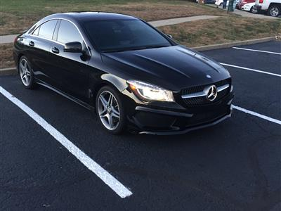 2014 Mercedes-Benz CLA-Class lease in Crestviewhills,KY - Swapalease.com