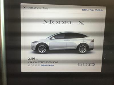 2016 Tesla Model X lease in Newport Beach,CA - Swapalease.com