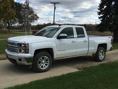 2015 Chevrolet Silverado 1500 lease in st johns,MI - Swapalease.com