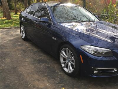 2016 BMW 5 Series lease in Setauket,NY - Swapalease.com