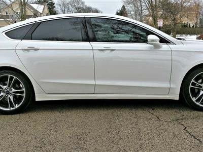2016 Ford Fusion lease in Park Ridge,IL - Swapalease.com