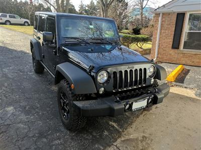 2016 Jeep Wrangler Unlimited lease in Oak Brook Terrace,IL - Swapalease.com