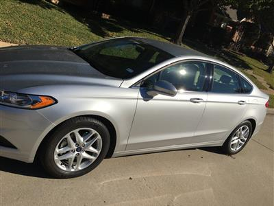 2016 Ford Fusion lease in North Richland Hills,TX - Swapalease.com
