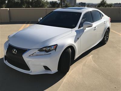 2016 Lexus IS 200t F Sport lease in Los Angeles,CA - Swapalease.com