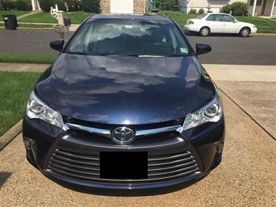 2016 Toyota Camry lease in Fair Lawn,NJ - Swapalease.com
