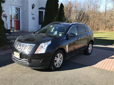 2015 Cadillac SRX lease in Freehold,NJ - Swapalease.com