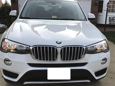 2016 BMW X3 lease in Arlington,VA - Swapalease.com