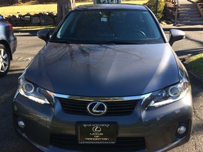 2012 Lexus CT200h Premium lease in Ridgefield,CT - Swapalease.com