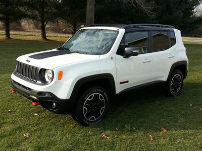 2015 Jeep Renegade lease in South Bend,IN - Swapalease.com