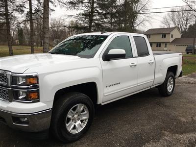 2015 Chevrolet Silverado 1500 lease in Rochester,MI - Swapalease.com