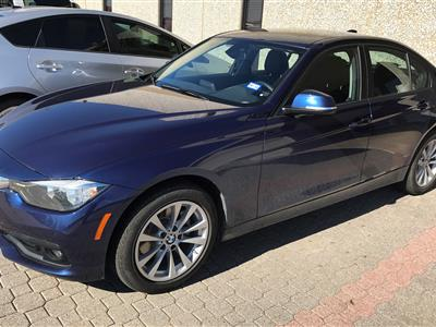 2016 BMW 3 Series lease in Burleson,TX - Swapalease.com