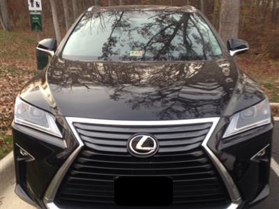 2016 Lexus RX 350 lease in Ashburn,VA - Swapalease.com