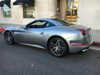 2016 Ferrari California T lease in Beverly Hills,CA - Swapalease.com