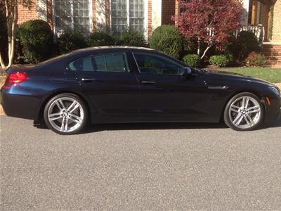 2015 BMW 6 Series lease in Williamsburg,VA - Swapalease.com
