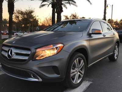 2017 Mercedes-Benz GLA SUV lease in Rancho Cucamonga,CA - Swapalease.com