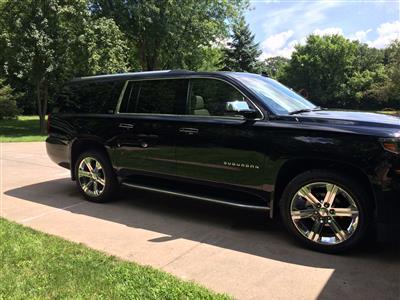 2016 Chevrolet Suburban lease in Big Lake,MN - Swapalease.com