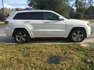 2015 Jeep Grand Cherokee lease in Orange County,CA - Swapalease.com