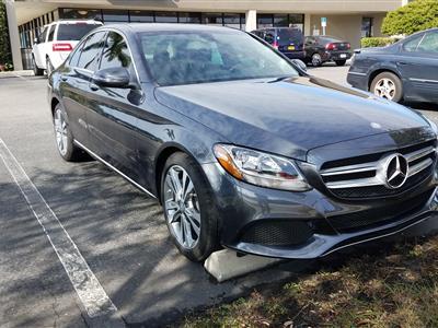 2016 Mercedes-Benz C-Class lease in tampa ,FL - Swapalease.com