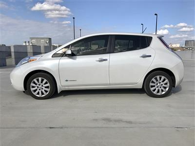 2016 Nissan LEAF lease in Tampa,FL - Swapalease.com