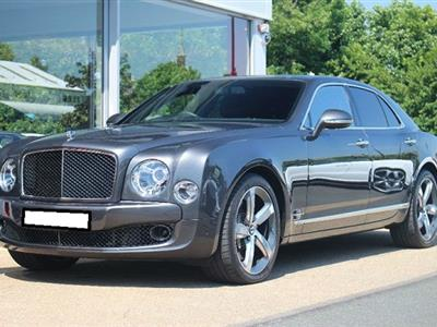 2014 Bentley Mulsanne lease in New York,NY - Swapalease.com
