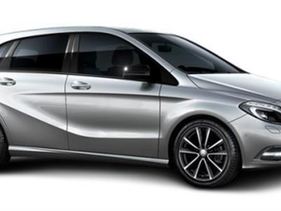 2014 Mercedes-Benz B-Class Electric Drive lease in Arlington,VA - Swapalease.com