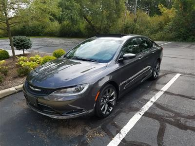 2016 Chrysler 200 lease in Fairlawn,OH - Swapalease.com
